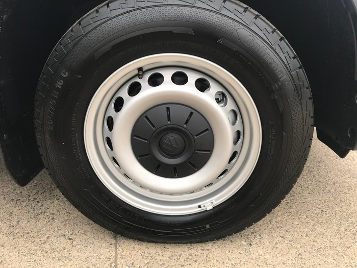 2019 Volkswagen Crafter 35 TDI340 SY1 MY20 White