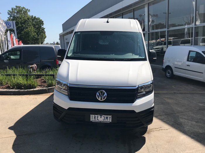 2019 Volkswagen Crafter 35 TDI340 SY1 MY20 White