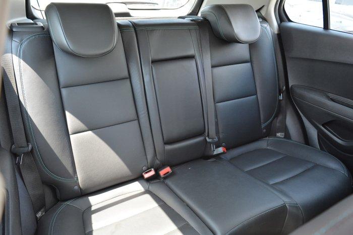 2014 Holden Trax LTZ TJ MY15 Black