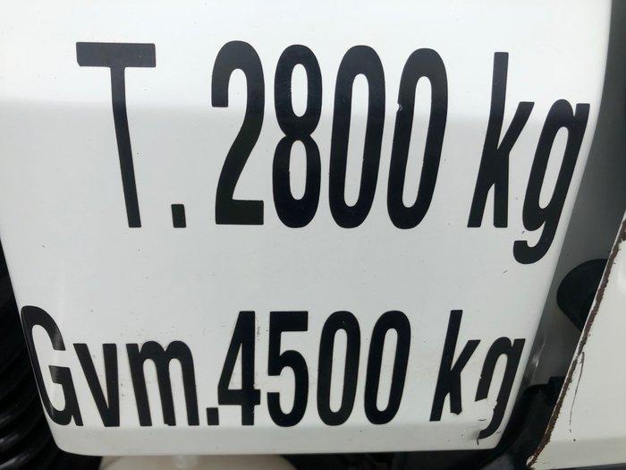 2010 Mitsubishi Fuso Canter FE83D 2.0 MWB FE MY08 White