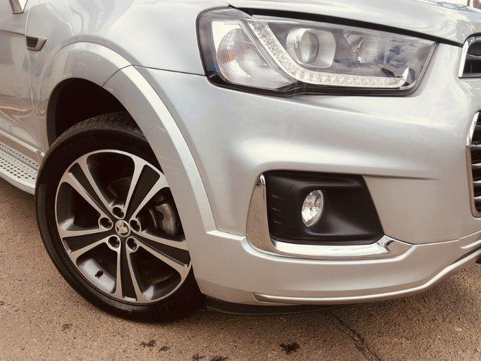 2017 Holden Captiva LTZ CG MY18 4X4 On Demand NITRATE