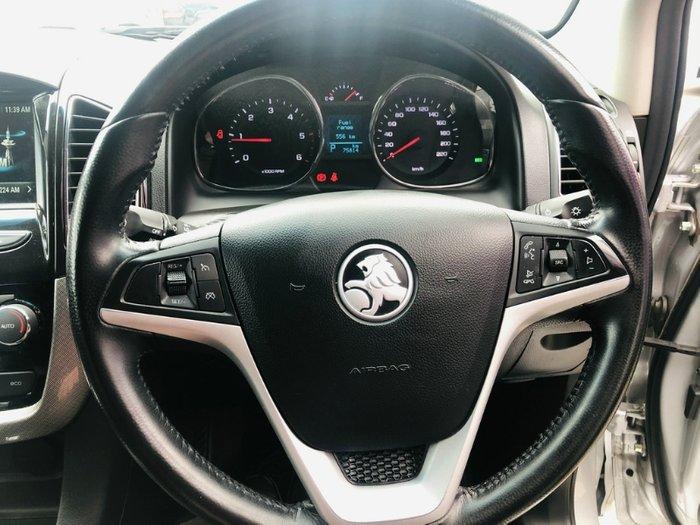 2018 Holden Captiva LTZ CG MY18 4X4 On Demand SON OF GUN GREY