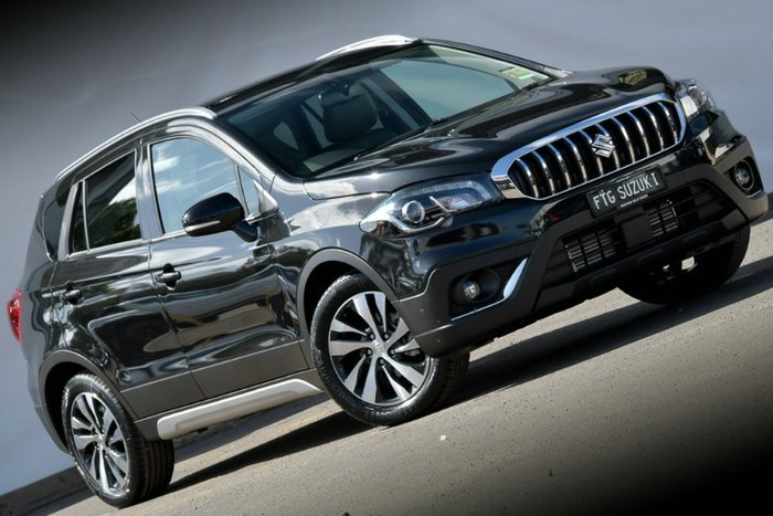 2019 Suzuki S-Cross Turbo JY BLACK