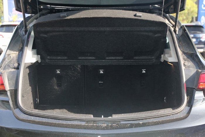 2017 Holden Astra R BK MY17 Black