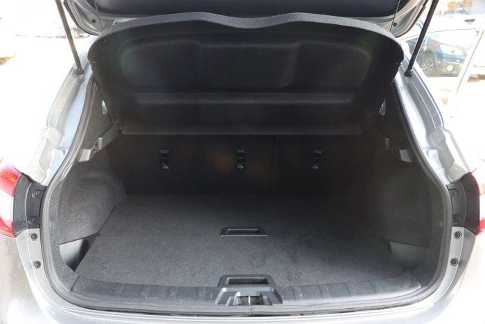 2016 Nissan QASHQAI Ti J11 Silver