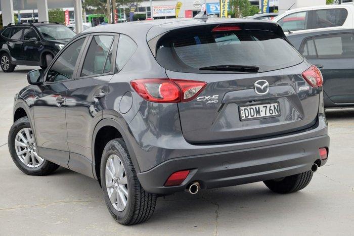 2016 Mazda CX-5 Maxx Sport KE Series 2 4X4 On Demand Grey