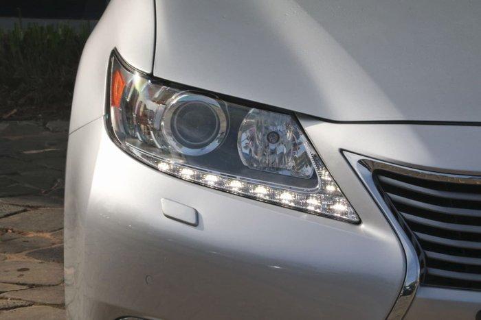 2014 Lexus ES ES300h Sports Luxury AVV60R Silver