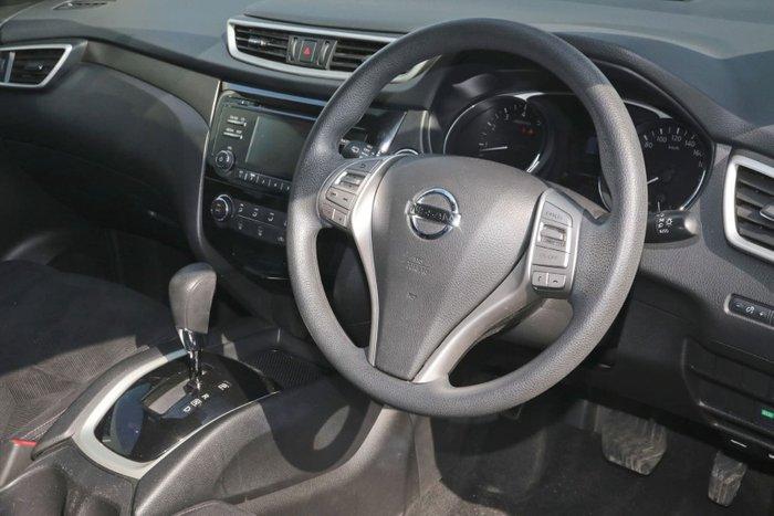 2016 Nissan X-TRAIL ST T32 Black