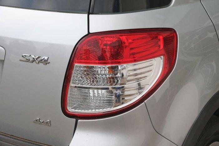 2009 Suzuki SX4 GYA Silver