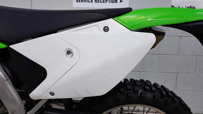 2017 Kawasaki KLX450R Green