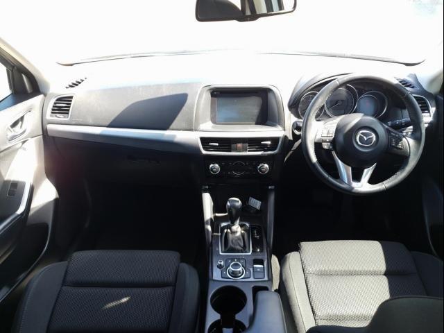 2017 Mazda CX-5 Mazda CX-5 E 6A MAXX SPORT DIESEL AWD Sonic Silver