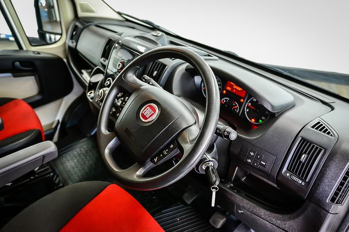 2014 Fiat Ducato Series 4 White
