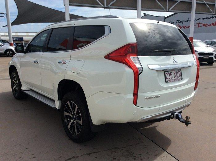 2017 Mitsubishi Pajero