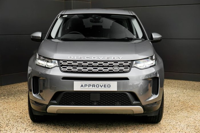 2019 Land Rover Discovery Sport D150 S L550 MY20 4X4 Constant Grey