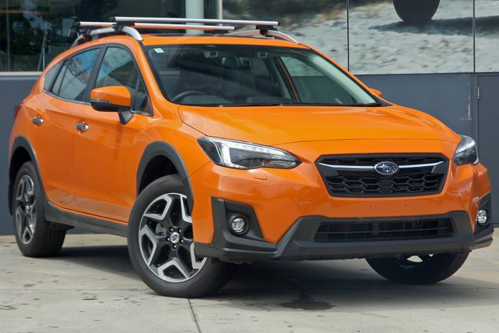 2019 Subaru XV 2.0i-S G5X MY19 Four Wheel Drive Orange