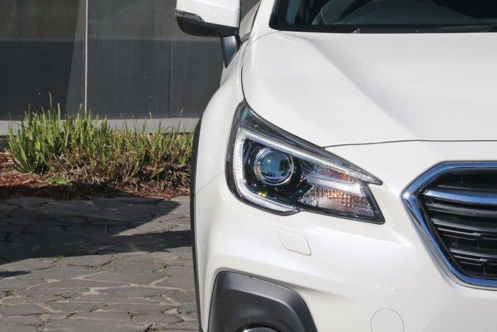 2018 Subaru Outback 2.0D Premium 5GEN MY18 Four Wheel Drive White