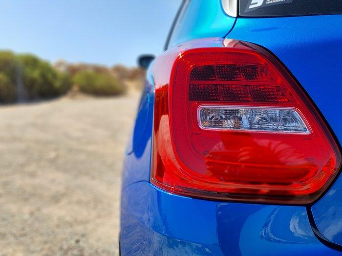 2019 Suzuki Swift GL Navigator AZ Blue