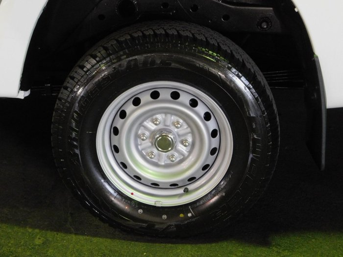 2018 Mitsubishi Triton GLX ADAS MR MY19 4X4 Dual Range White