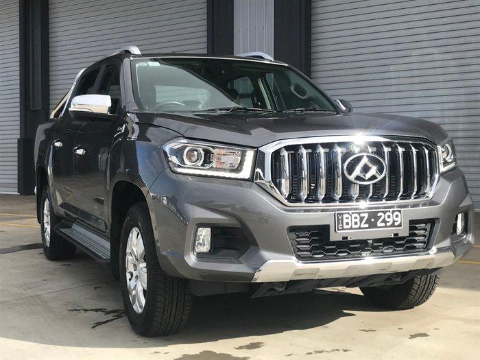 2019 LDV T60 4x4 DUAL CAB LUXE AUTO