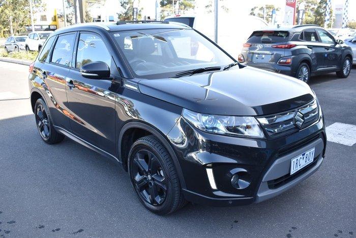 2015 Suzuki Vitara RT-X LY 4X4 On Demand Black