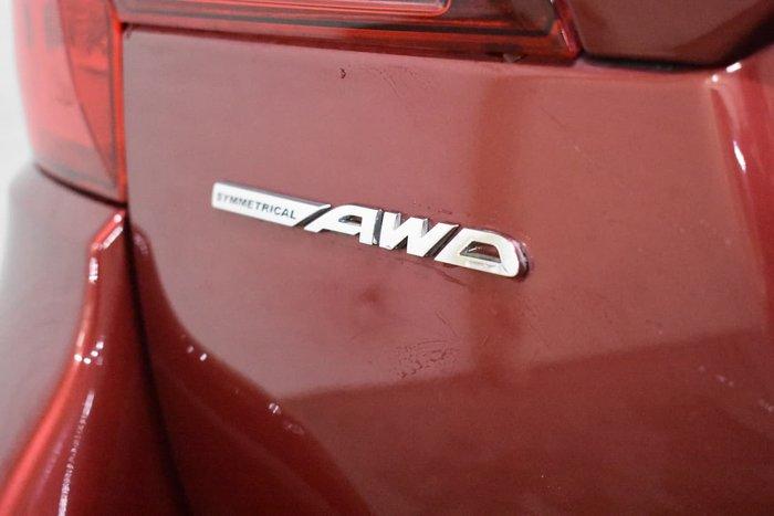 2016 Subaru Outback 3.6R 5GEN MY16 Four Wheel Drive Red