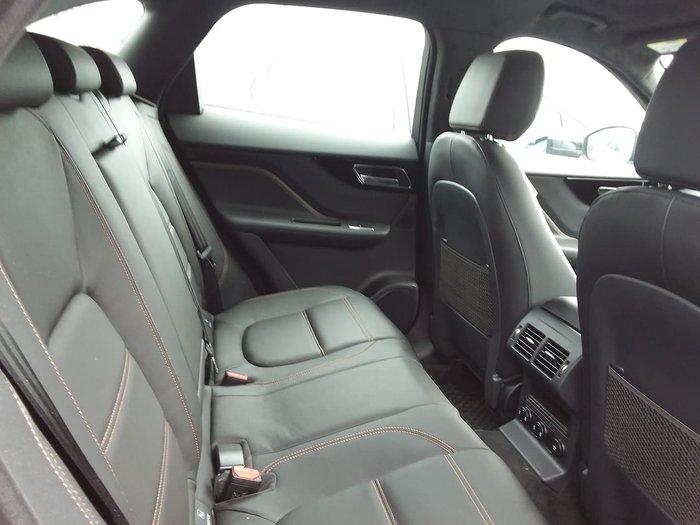 2018 Jaguar F-PACE 25t Prestige X761 MY18 Four Wheel Drive White