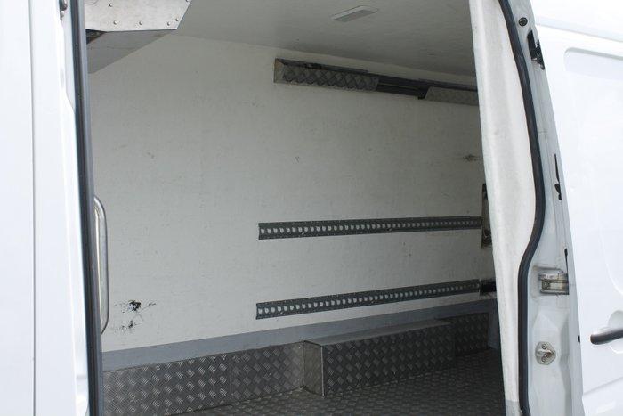 0 Mercedes Benz Sprinter Refrigerated Van White