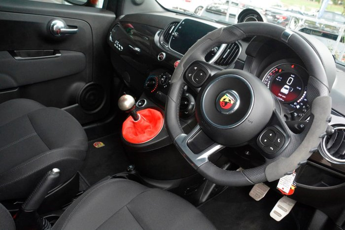 2018 Abarth 595 Series 4 Black
