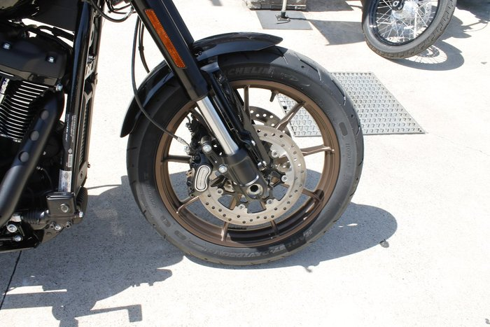 2020 Harley-davidson FXLRS LOW RIDER S (114) Vivid Black