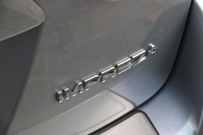 2019 Subaru Impreza 2.0i Premium G5 MY19 Four Wheel Drive Silver