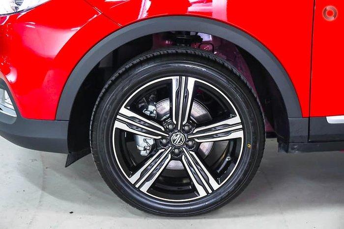 2019 MG ZS Essence AZS1 MY19 Red