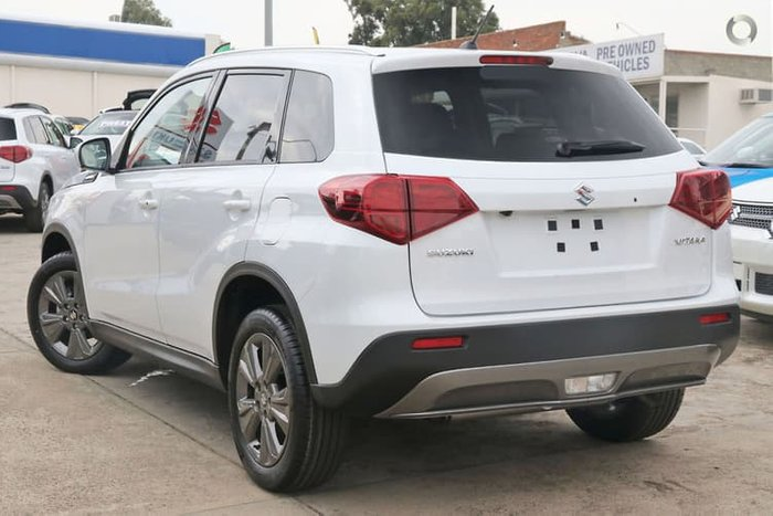 2019 Suzuki Vitara LY Series II White