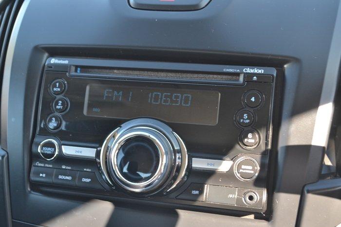 2013 Isuzu D-MAX SX MY14 4X4 Dual Range White