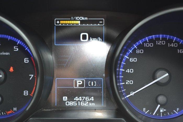 2016 Subaru Outback 2.5i Premium 5GEN MY16 Four Wheel Drive Silver