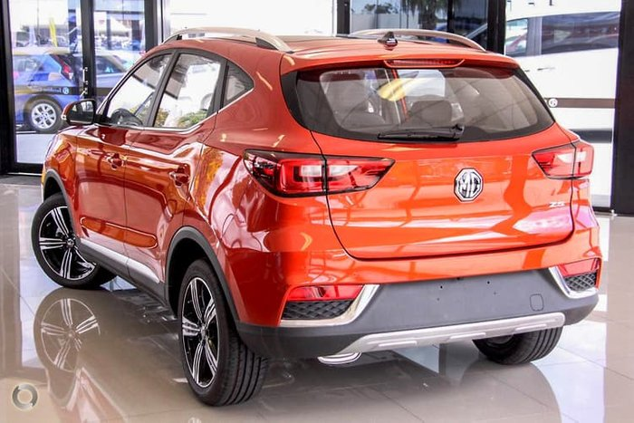 2019 MG ZS Essence AZS1 MY19 Orange