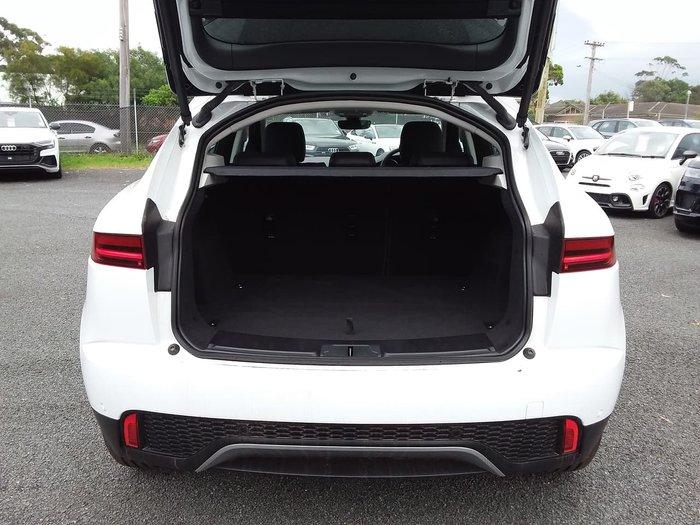 2019 Jaguar E-PACE D150 R-Dynamic S X540 MY19 4X4 On Demand White