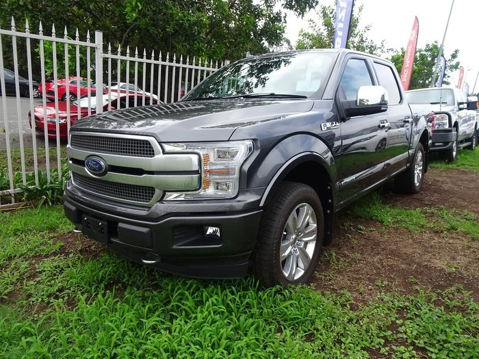 2019 FORD F150 Platinum (No Series) Grey