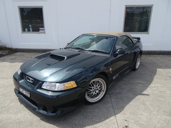 1999 FORD MUSTANG GT (No Series) Green