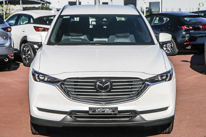 2019 Mazda CX-8 Sport KG Series White