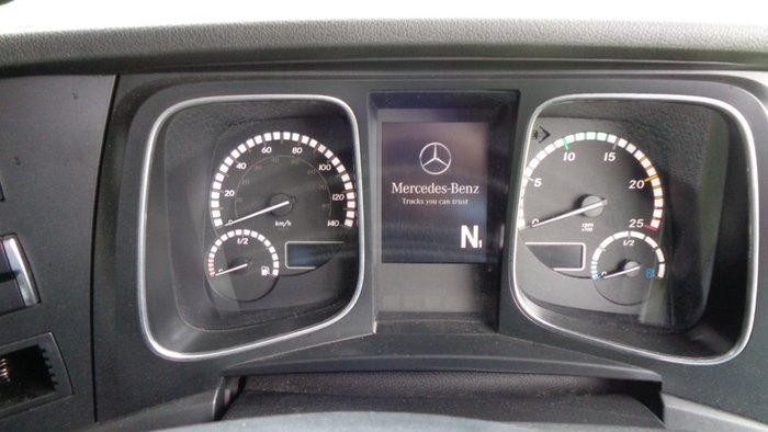 2017 Mercedes-Benz 2663 White