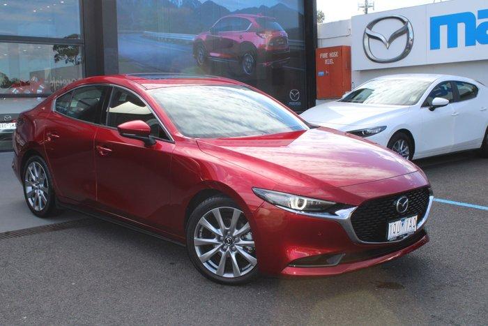2019 Mazda 3 G25 Astina BP Series Red