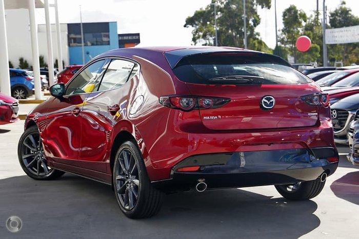 2019 Mazda 3 G25 GT BP Series Red