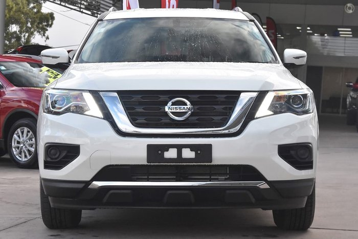 2019 Nissan Pathfinder ST+ R52 Series III MY19 White