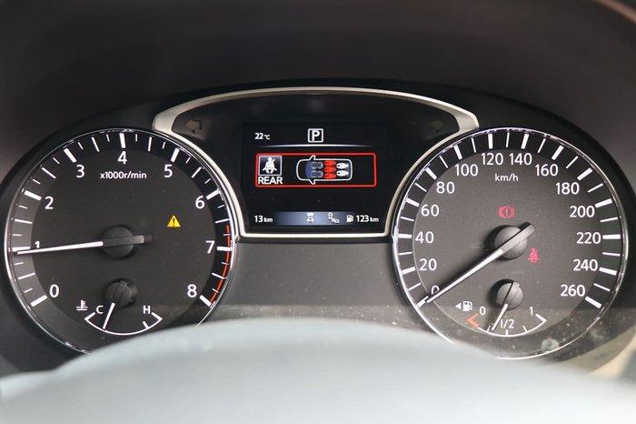 2019 Nissan Pathfinder ST-L R52 Series III MY19 Blue