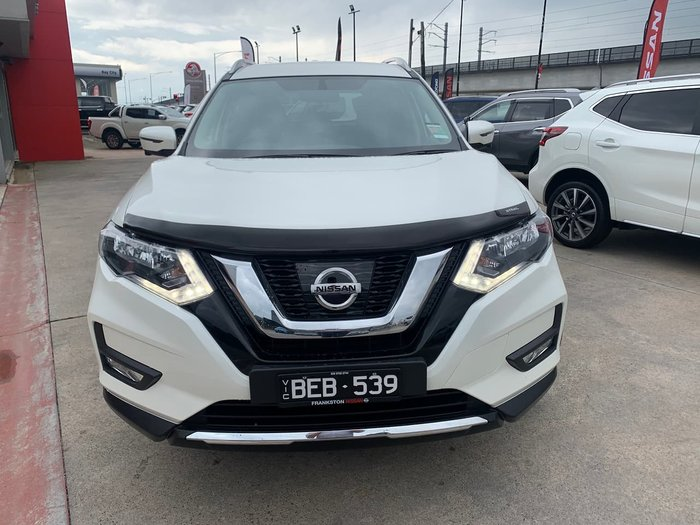 2019 Nissan X-TRAIL N-TREK T32 Series II White