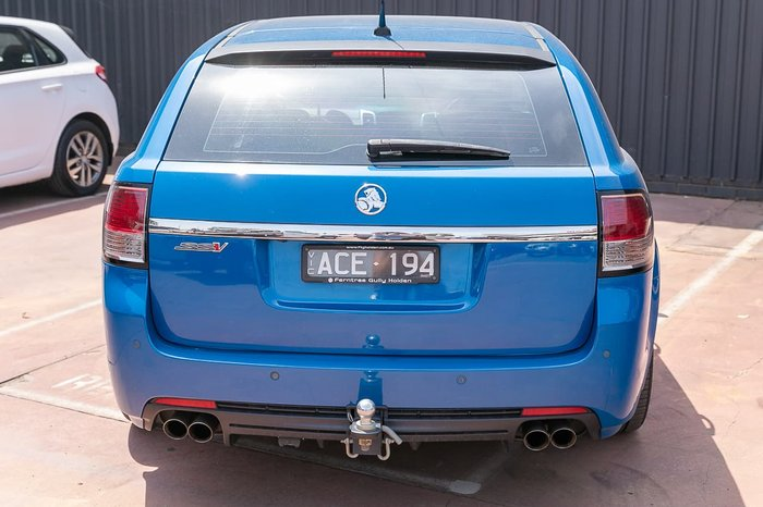 2013 Holden Commodore SS V VF MY14 Blue