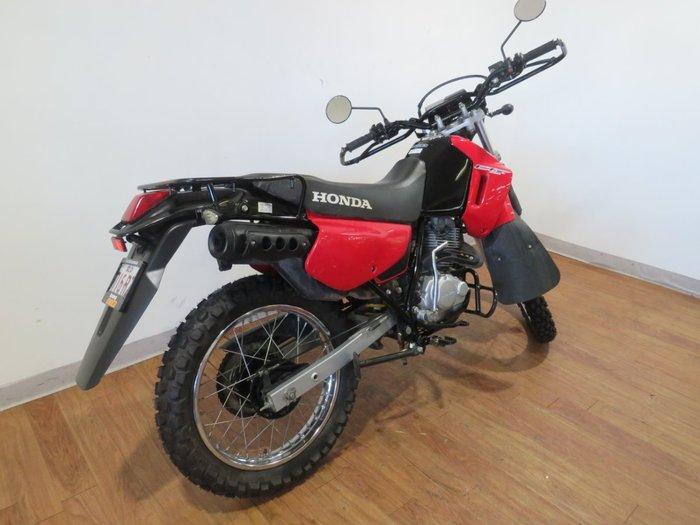 2016 Honda CTX200A BUSHLANDER RED