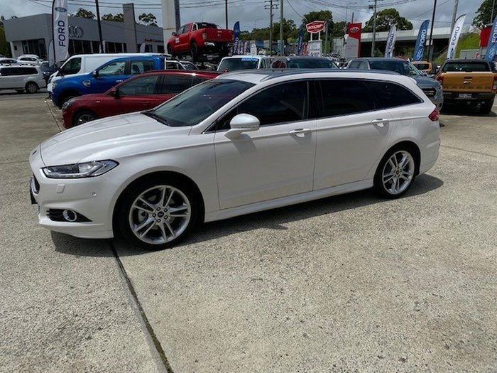 2019 Ford Mondeo