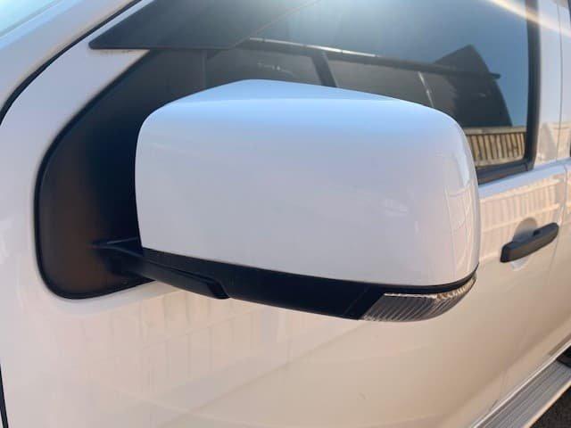 2014 Isuzu D-MAX SX MY14 4X4 Dual Range White