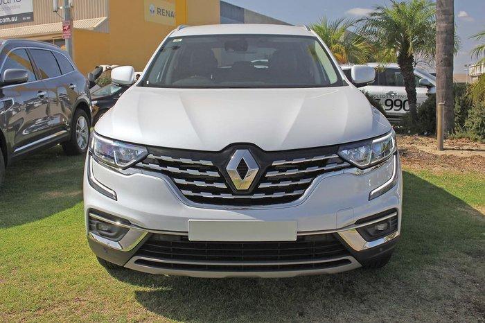 2019 Renault Koleos Zen HZG MY20 White